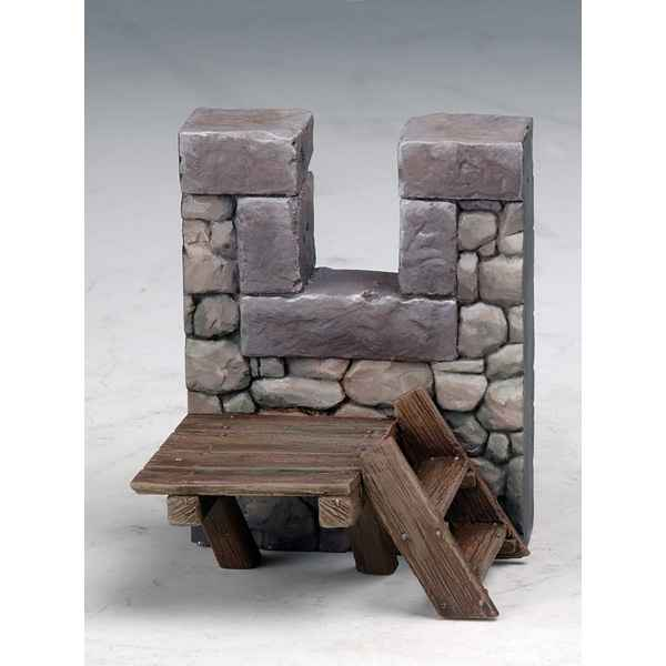 Figurine - Kit a peindre Creneau du Chateau - AS-011
