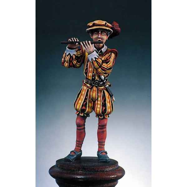 Figurine - Kit a peindre Fifre - S2-F7