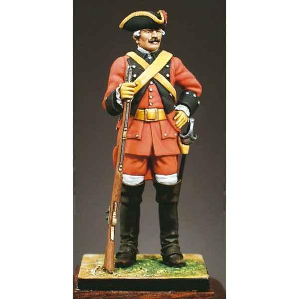figurines figurine kit peindre cavalerie de ligne r g espagnol en 1760 kse 009. Black Bedroom Furniture Sets. Home Design Ideas