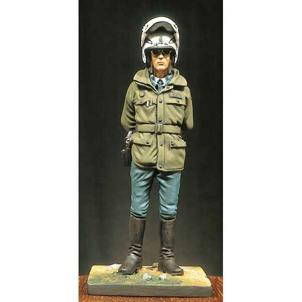 Figurine - Kit a peindre Guardia civil de la circulation - KSE-017
