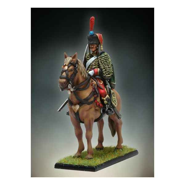 Video Figurine - Kit a peindre Troupe a Cheval - NA-013