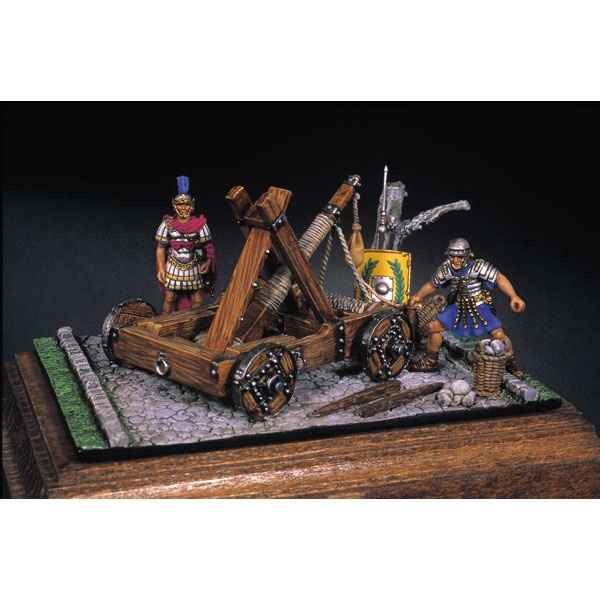 Figurine - Catapulte romaine - RA-022