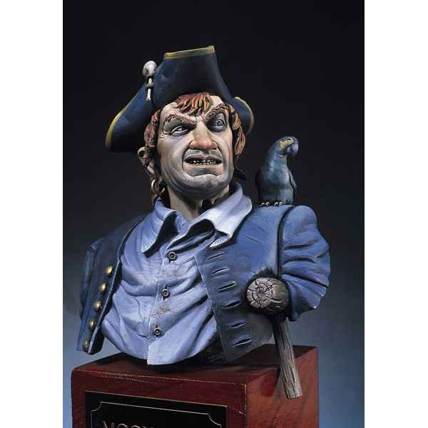 Figurines - Buste  Long John Silver - S9-B04