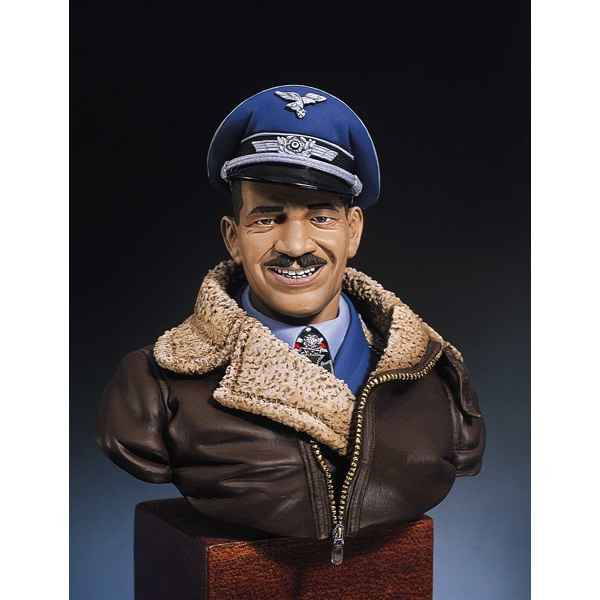 Figurine - Kit a peindre Buste  Adolf Galland - S9-B05