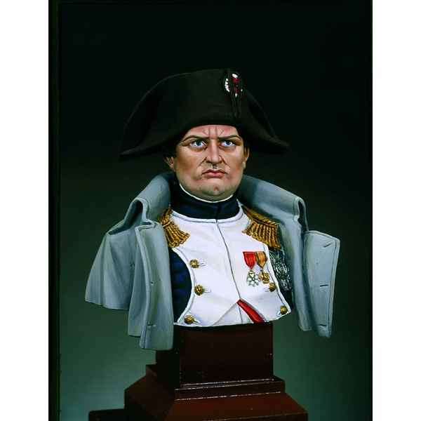 Video Figurine - Kit a peindre Buste  Napoleon - S9-B13