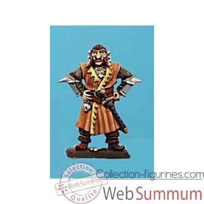Video Figurine - Kit a peindre Ogre - CA-004