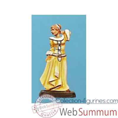Video Figurine - Kit a peindre Demoiselle - CA-008