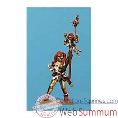 Video Figurine - Kit a peindre Bouffon - CA-016