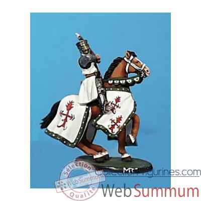 Video Figurine - Kit a peindre Chevalier au combat 2 - CA-033