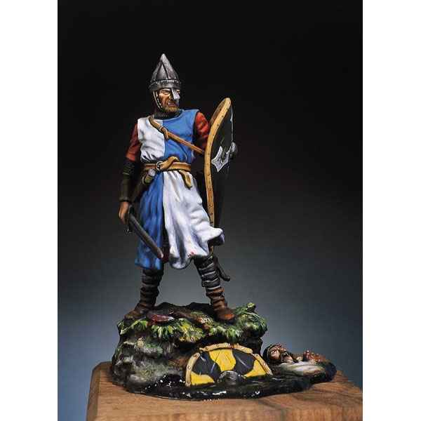 Figurine - Chevalier normand  Hastings en 1066 - SM-F18