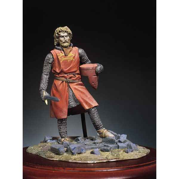 Figurine - Kit a peindre Richard Cœur de Lion en 1190 - SM-F32
