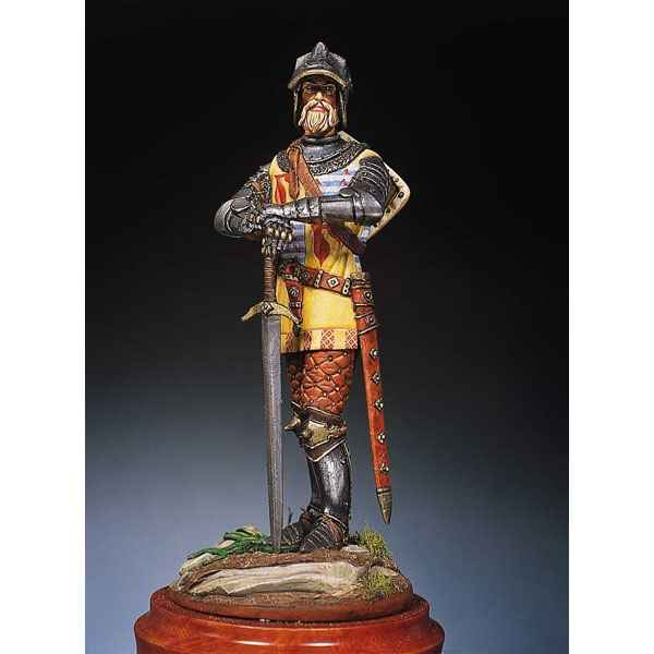 Figurine - Kit a peindre Lawrence Hastings en 1340 - SM-F33