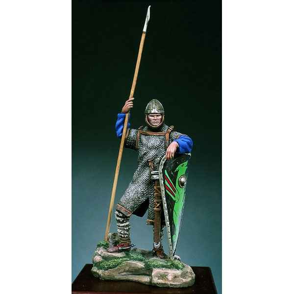 Figurine - Kit a peindre Guerrier normand, Hastings - SM-F40