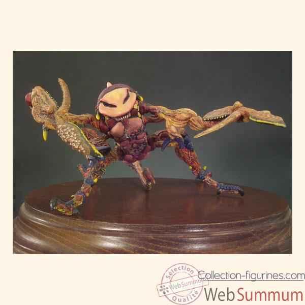 figurine kit peindre deinonichus dinosaure carnivore f 002 figurines. Black Bedroom Furniture Sets. Home Design Ideas