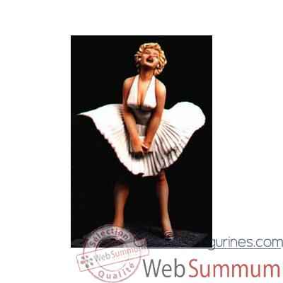 Figurine - Kit a peindre Marilyn - G-013