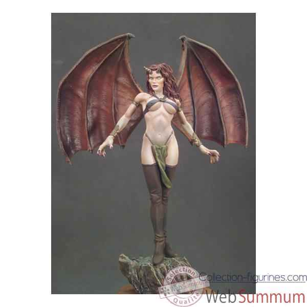 Figurine - Kit a peindre Harpie - G-035