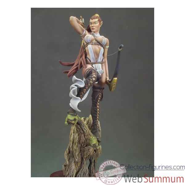 Figurine - Kit a peindre Archer elfe - G-039