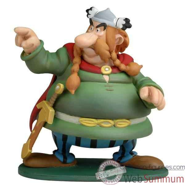 Figurine - Kit a peindre Abraracourcix - ASTERIX-05