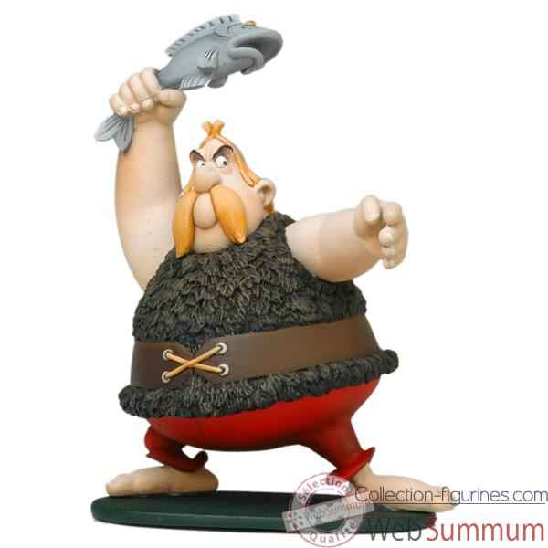 Figurine - Kit a peindre Panoramix - ASTERIX-04