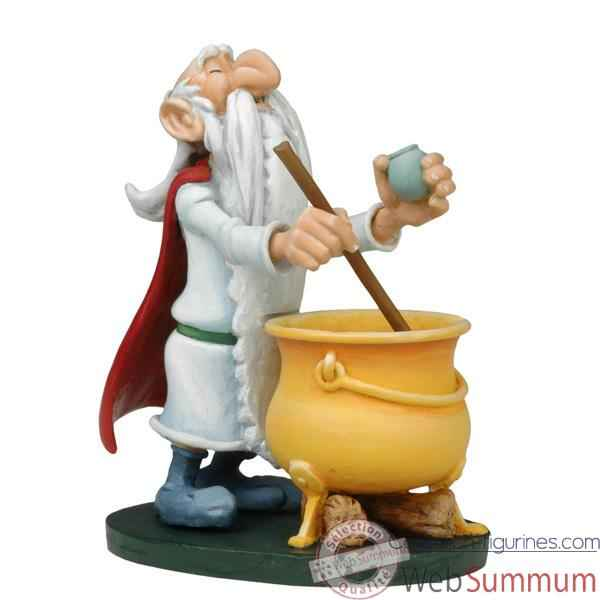 Figurine Kit a peindre Panoramix -ASTERIX-04