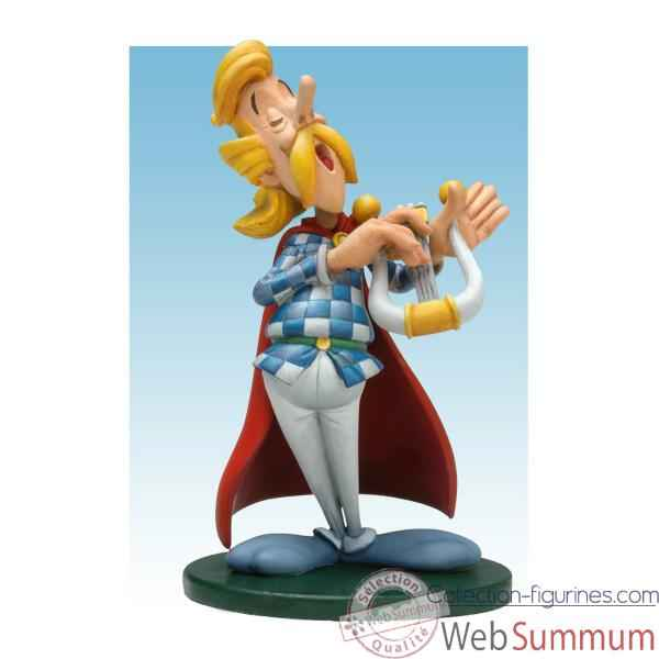 Video Figurine - Kit a peindre Cacofonix - ASTERIX-08