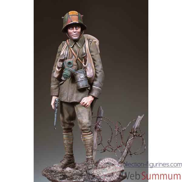 Video Figurine - Kit a peindre Stormtrooper en 1917 - S3-F11