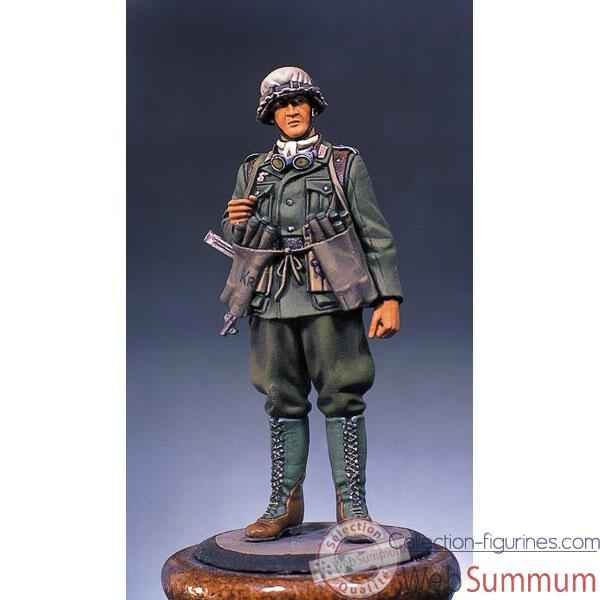 Video Figurine - Kit a peindre Grenadier allemand - S5-F10