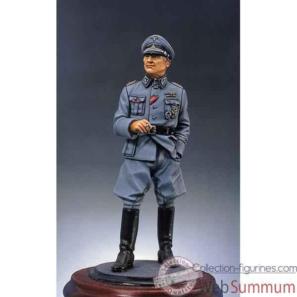 Figurine - Kit a peindre General SS en 1942 - S5-F39