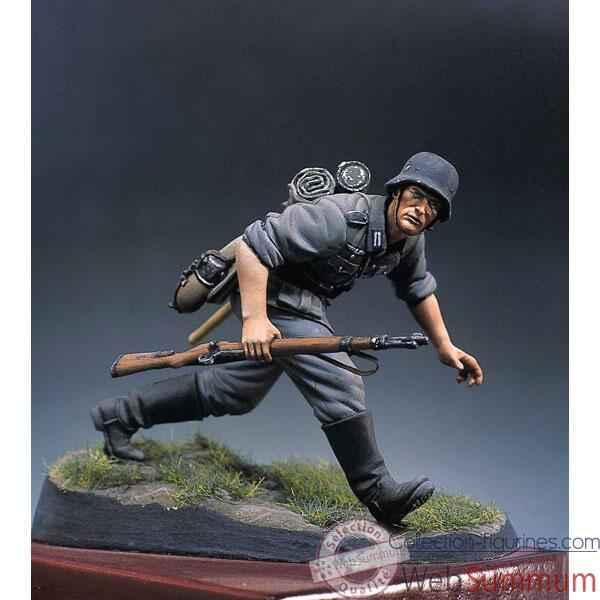 figurine kit peindre grenadier allemand en 1940 s5 f42 de figurine de guerre. Black Bedroom Furniture Sets. Home Design Ideas