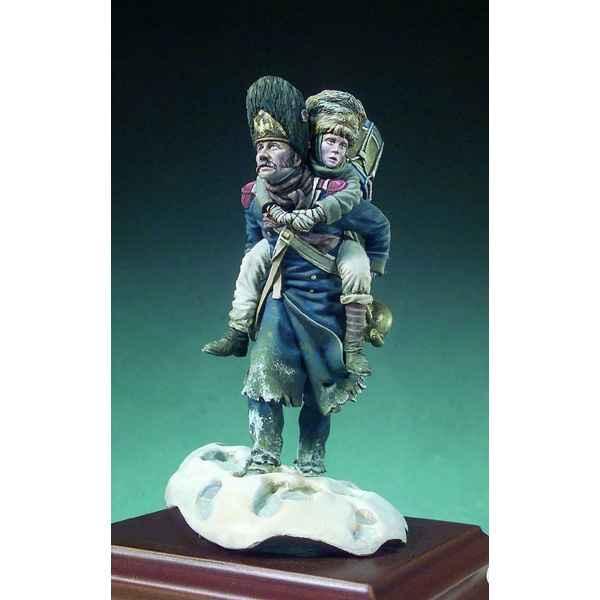 figurine kit peindre camarades en 1812 s7 f26 de figurine arm e figurines. Black Bedroom Furniture Sets. Home Design Ideas