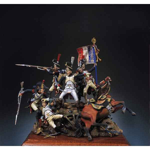 Figurine - Kit a peindre Waterloo en 1815 - S7-S01
