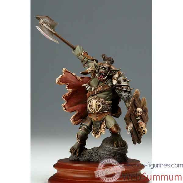 Figurine - Volgor, The Skull Hunter - WS-02