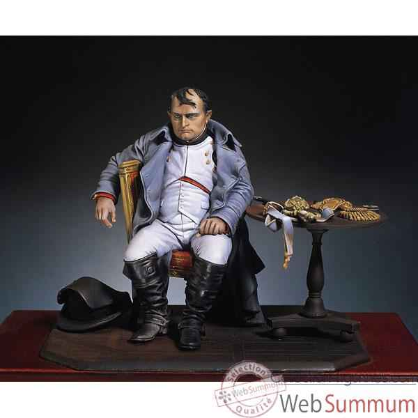 Video Figurine - Kit a peindre Napoleon a Fontainebleau - S8-F18