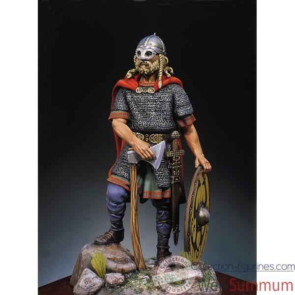 Figurine - Chef viking en c. 900 - S8-F25