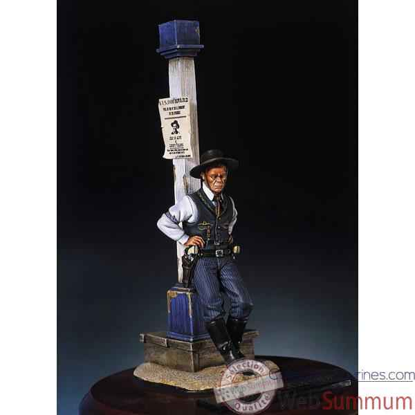 Video Figurine - Kit a peindre Gangster - S4-F8