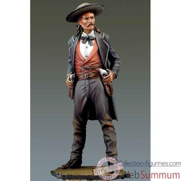 Figurine - Kit a peindre Wild Bill Hickok - S4-F35