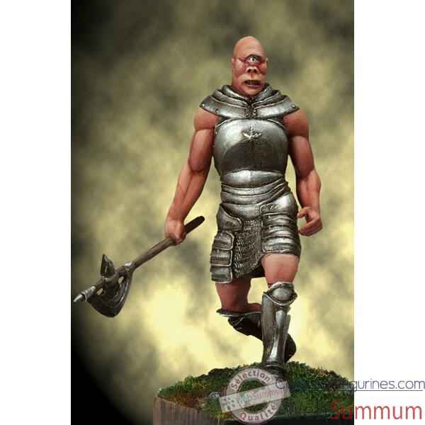 Figurine - Kit a peindre Cyclope - NARNIA-07