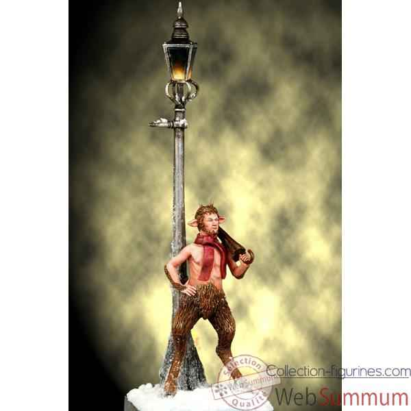Figurine - Mr. Tumnus - NARNIA-09