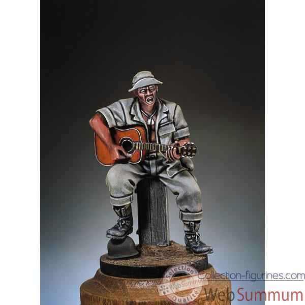 Figurine - Vietnam Blues en 1970, guitariste - SG-F006