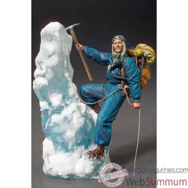 Figurine - Kit a peindre Hilary en 1953. La conqueta de l'Everest - SG-F105