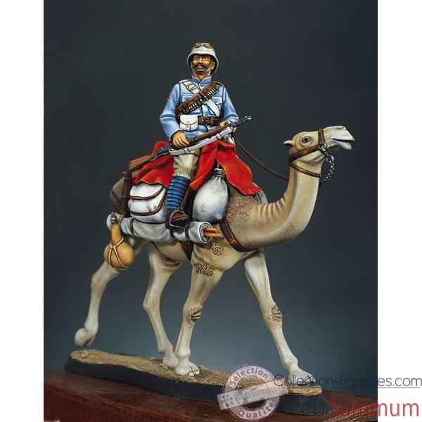 figurine kit peindre m hariste soudan en 1884 sg f019 dans figurines 54 mm. Black Bedroom Furniture Sets. Home Design Ideas