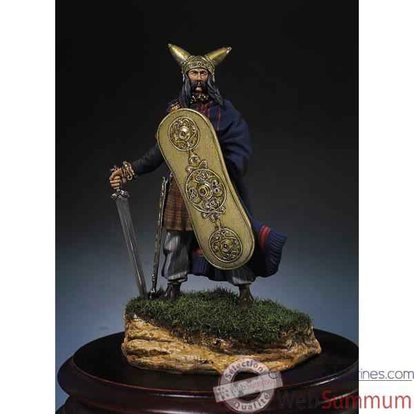 Figurine - Chef de clan  Ier siecle av. J.-C. - SG-F033