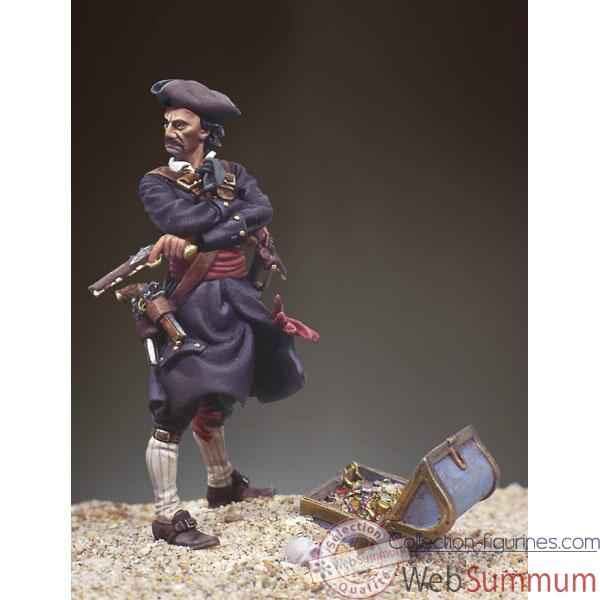 Figurine - Kit a peindre Capitaine Kidd - SG-F078