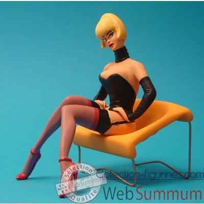 Figurine Pin Up La blonde Lola - PU03