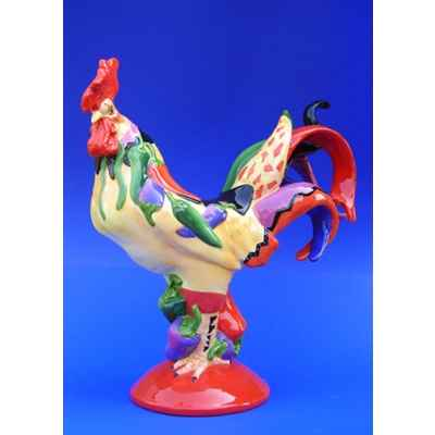 Figurine Coq - Poultry in Motion - Hot Wings - Large - PM16223