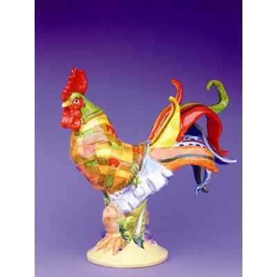 Figurine Coq - Poultry in Motion - Chicken Pot Pie - PM16237