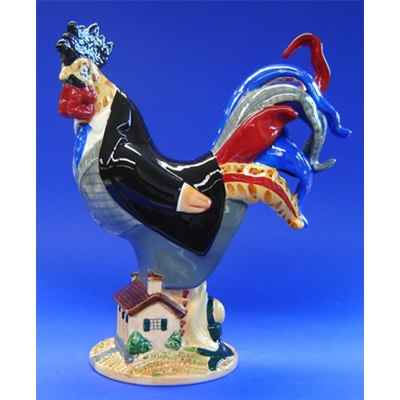 Figurine Coq - Poultry in Motion - Gone with the Wing - PM16295