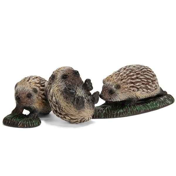 Figurine Schleich Animaux Europe bebes herisson -14623