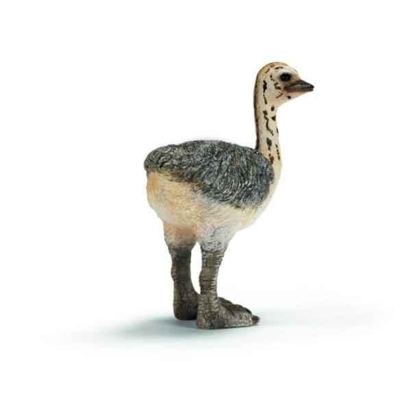 Figurine b b autruche schleich 14398 dans figurines de - Bebe autruche ...