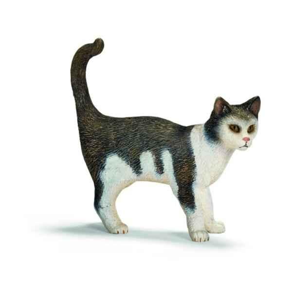 Figurine Chat debout Schleich ,13638